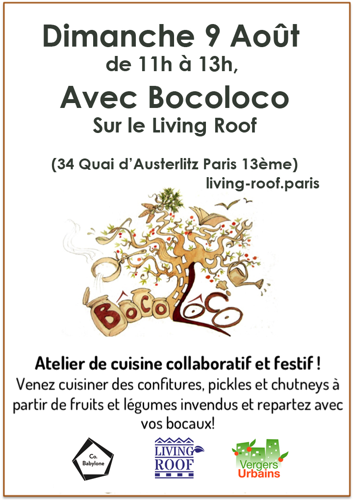 LivingRoof Bocoloco
